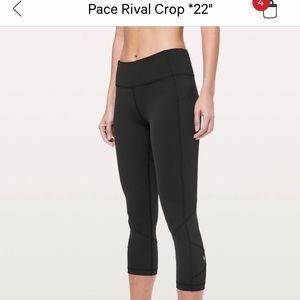 "Lululemon rival crop 22"""